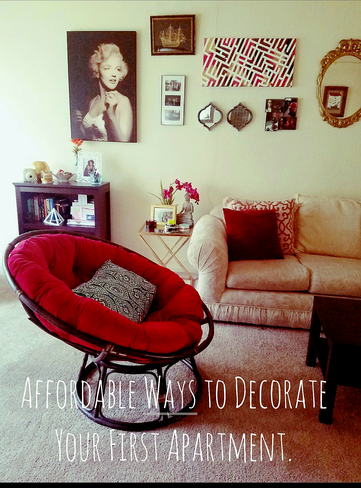Affordable Ways To Decorate Your First Apartment